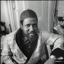 Author Thelonious Monk