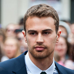 Author Theo James
