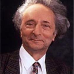 Author Theodore Zeldin