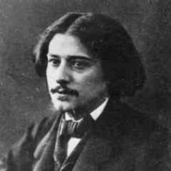Author Theophile Gautier
