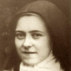 Author Therese Lisieux