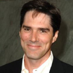 Author Thomas Gibson