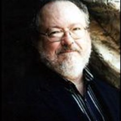 Author Thomas Harris