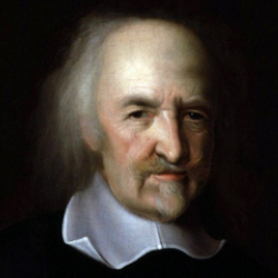 Author Thomas Hobbes