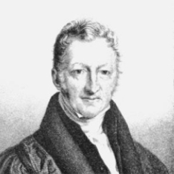 Author Thomas Malthus