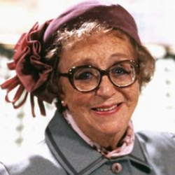 Author Thora Hird