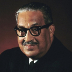 Author Thurgood Marshall