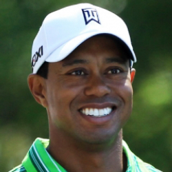 Author Tiger Woods