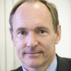 Author Tim Berners-Lee
