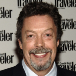 Author Tim Curry