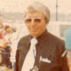 Author Tim Flock