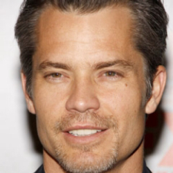 Author Timothy Olyphant