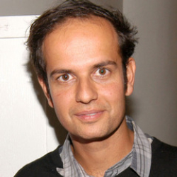 Author Tino Sehgal