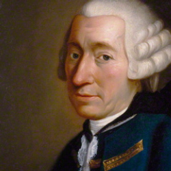 Author Tobias Smollett