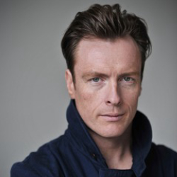 Author Toby Stephens