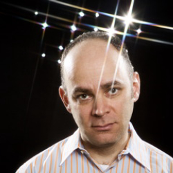 Author Todd Barry