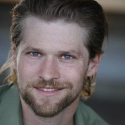 Author Todd Lowe