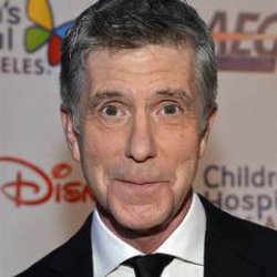 Author Tom Bergeron