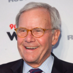 Author Tom Brokaw