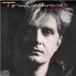 Author Tom Cochrane