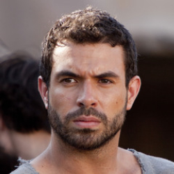 Author Tom Cullen