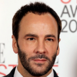Author Tom Ford