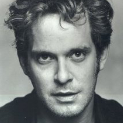 Author Tom Hollander
