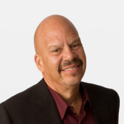 Author Tom Joyner