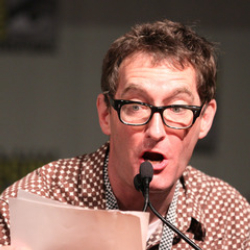 Author Tom Kenny