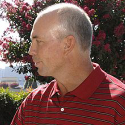 Author Tom Lehman