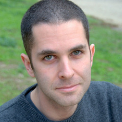 Author Tom Rachman