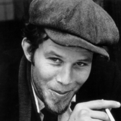 Author Tom Waits