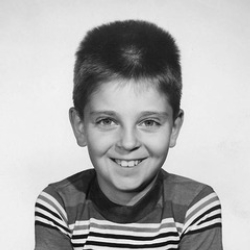 Author Tommy Rettig