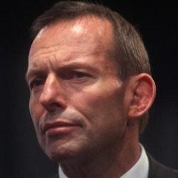 Author Tony Abbott