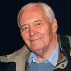 Author Tony Benn
