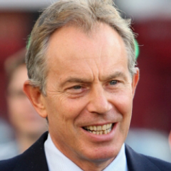 Author Tony Blair