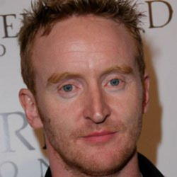 Author Tony Curran