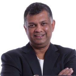 Author Tony Fernandes