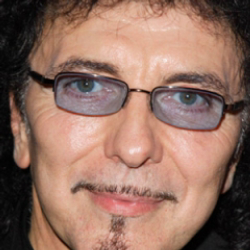 Author Tony Iommi