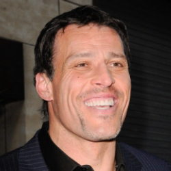 Author Tony Robbins