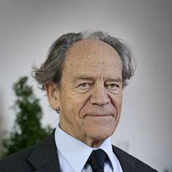 Author Torsten Wiesel