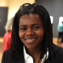 Author Tracy Chapman