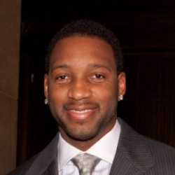 Author Tracy McGrady