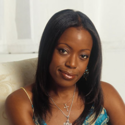 Author Tracy Reese