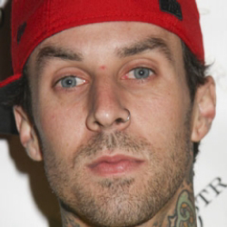 Author Travis Barker