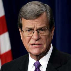 Author Trent Lott