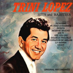 Author Trini Lopez