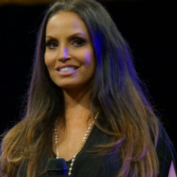 Author Trish Stratus