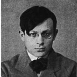 Author Tristan Tzara