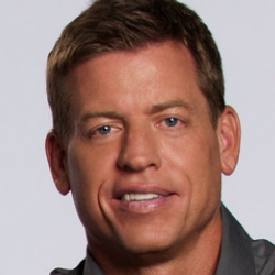 Author Troy Aikman
